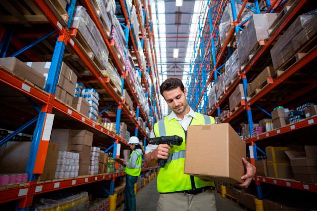 Logistics Warehouse anglia
